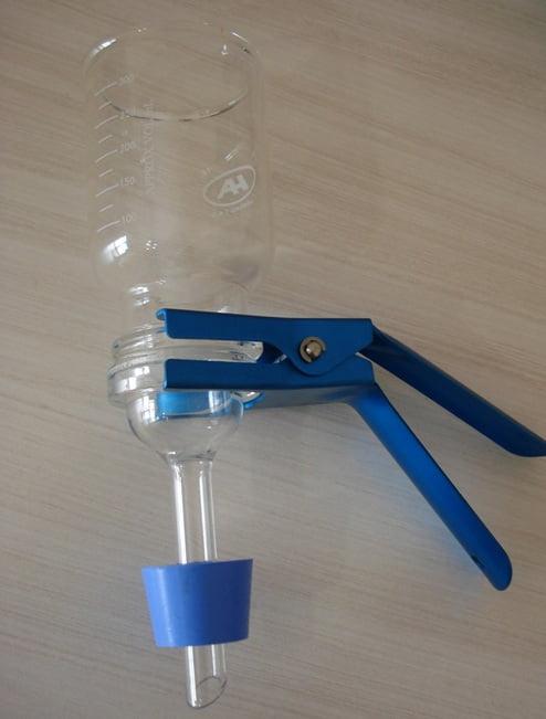 Sistema de Filtração em Vidro 300ml