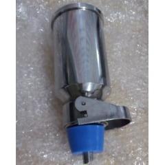 Sistema de Filtração em Aço Inox 500ml